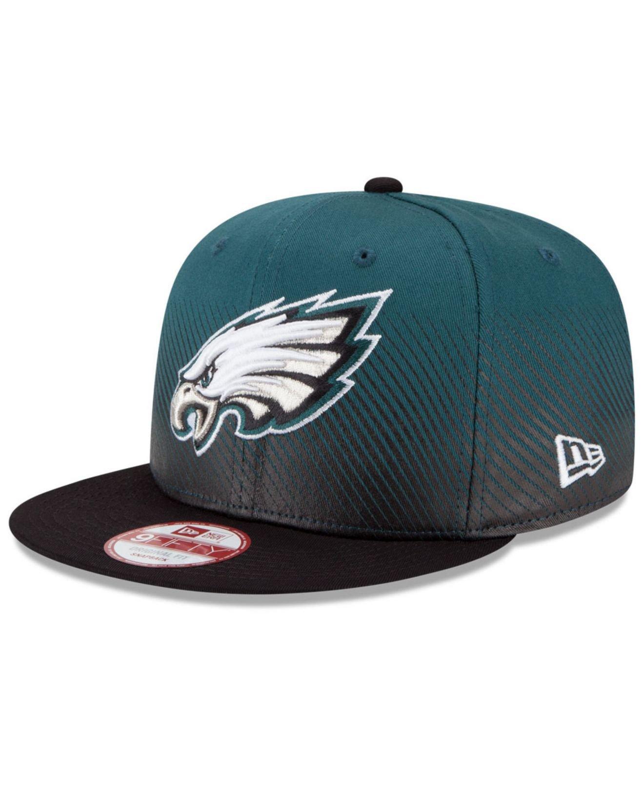 lyst ktz philadelphia eagles line fade 9fifty snapback Eagles Football Logo Eagles Football Logo