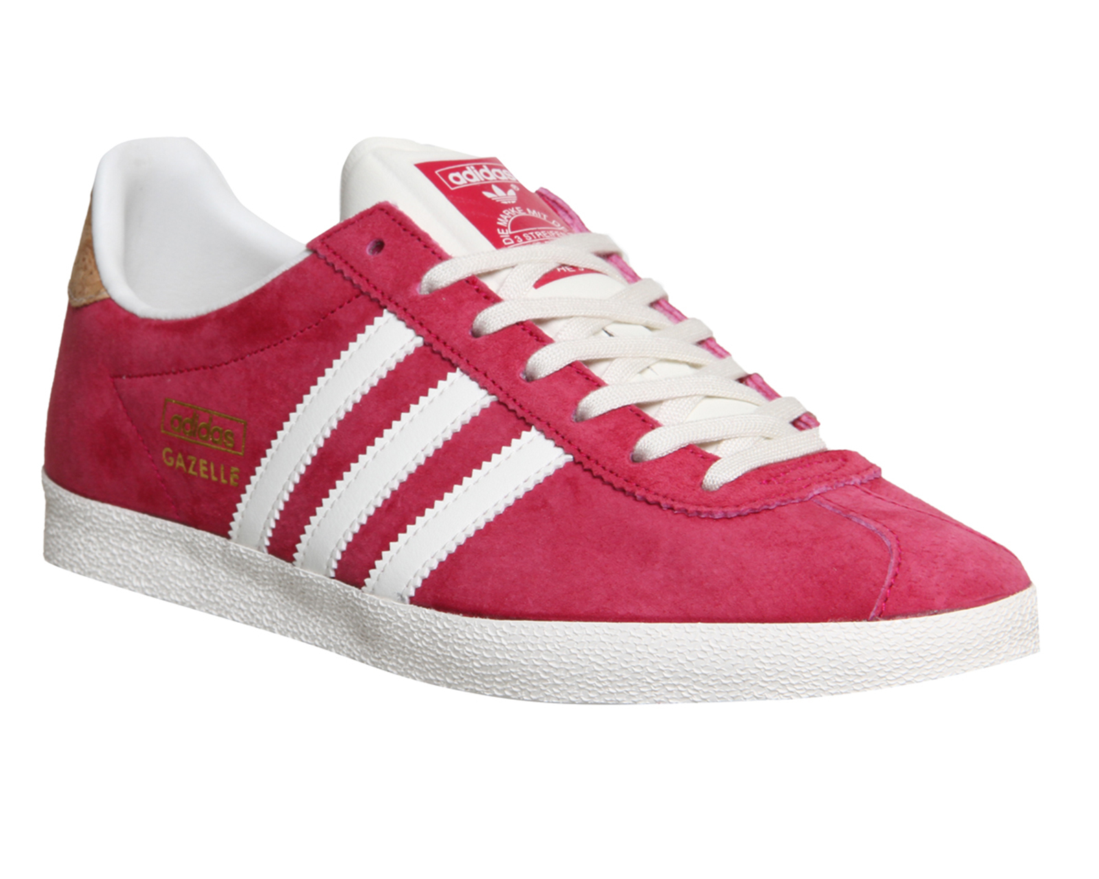 pink gazelle trainers