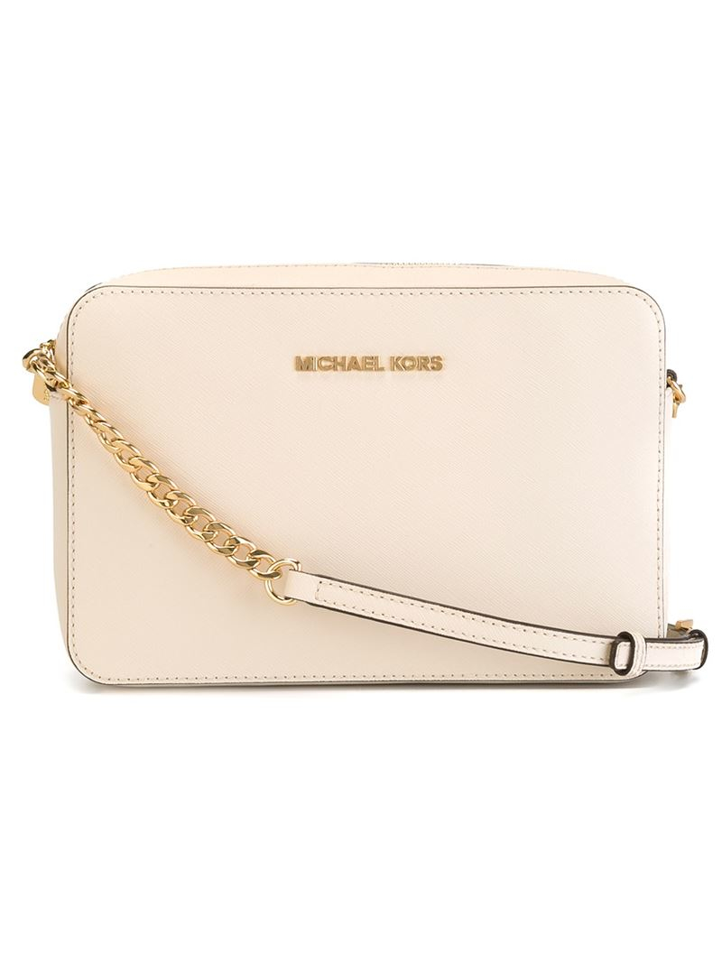 guitar strap cross body bag - Black Michael Michael Kors