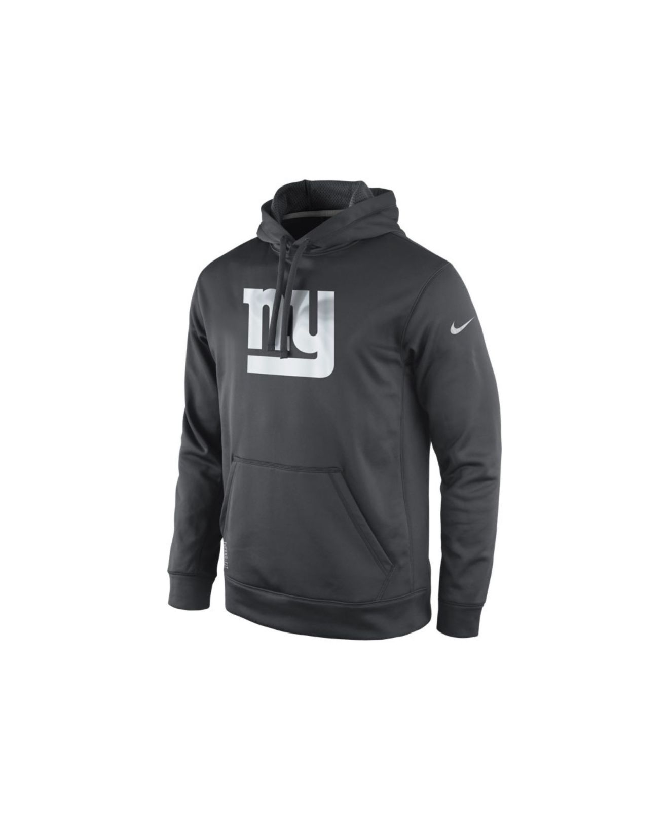 Lyst - Nike Mens New York Giants Platinum Ko Hoodie in Gray for Men 9cb7d0681