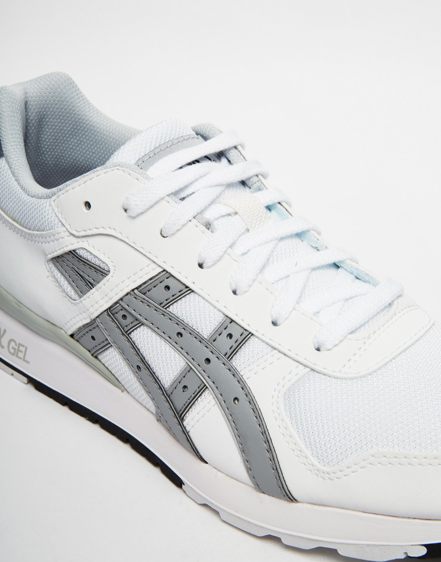 wholesale dealer f14b9 64f17 Asics Gray Gt-ii Winter White Trainers for men