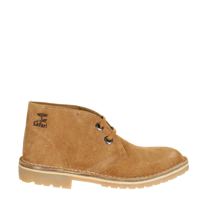 Bata Safari Boots In Brown For Men (LIGHT BROWN) | Lyst