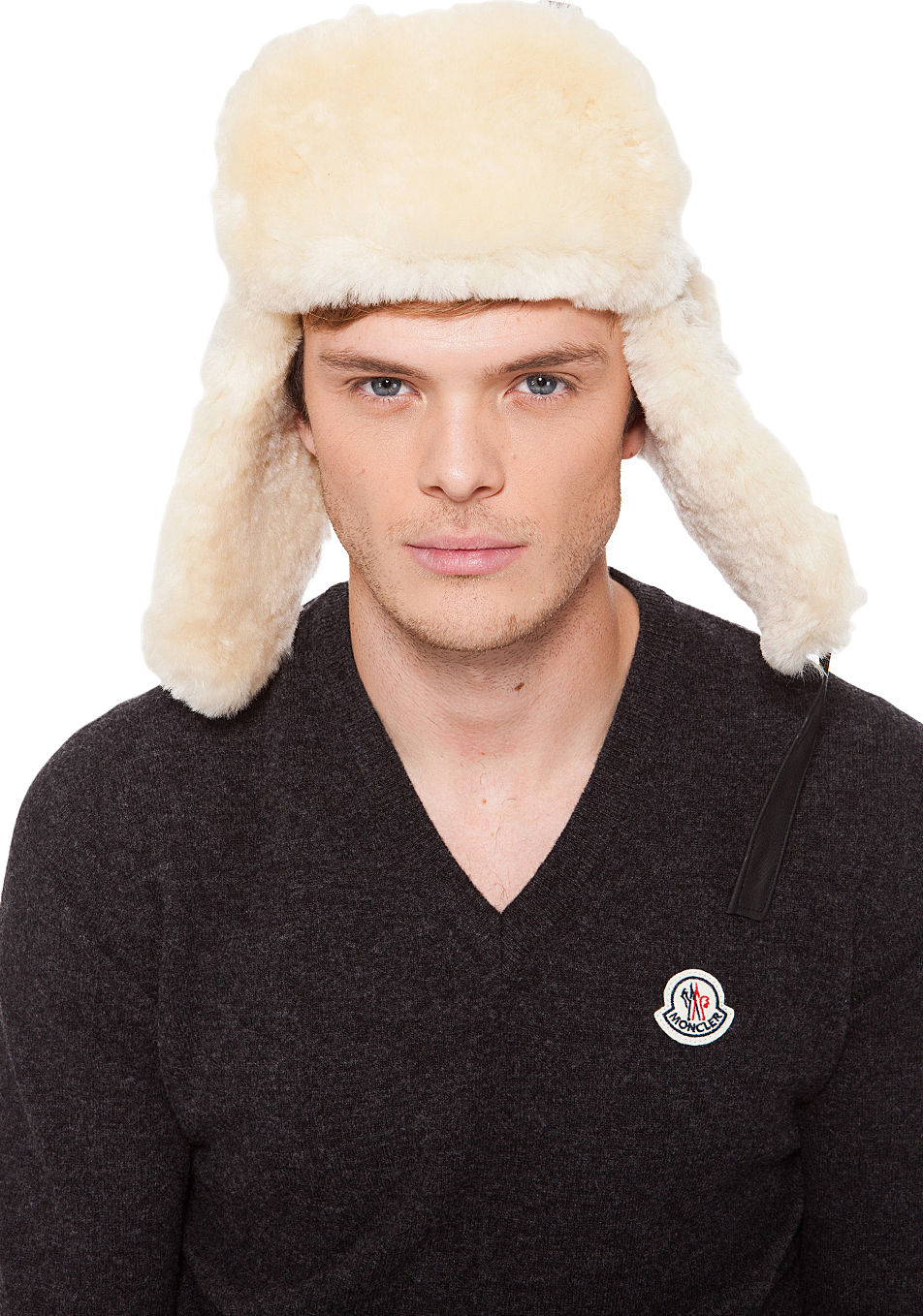 Canada Goose toronto outlet shop - Canada goose Brown Shearling Aviator Hat in Brown for Men | Lyst