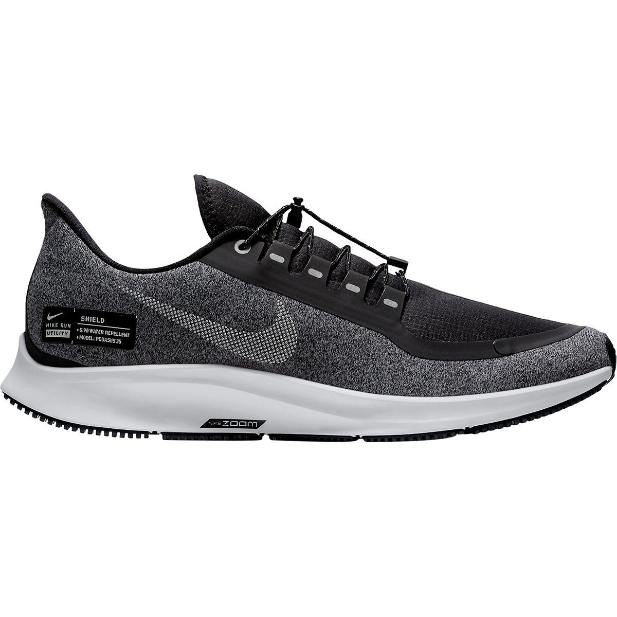 cfc666689fdd1 Lyst - Nike Air Zoom Pegasus 35 Shield Running Shoe in Gray for Men