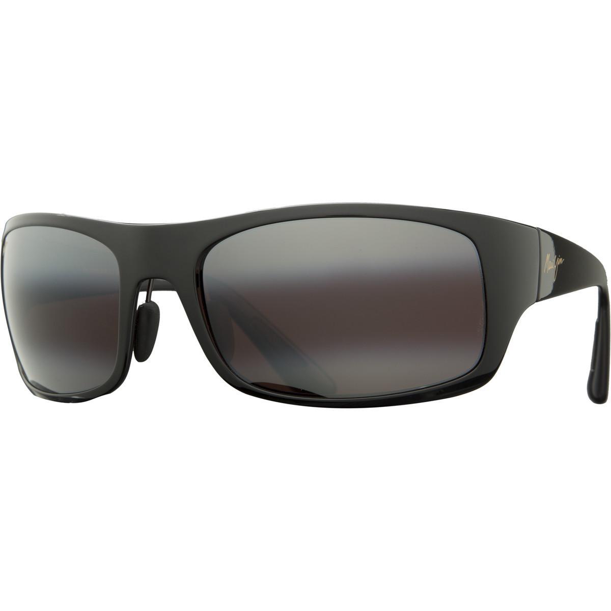 2911e9dc80 Lyst - Maui Jim Haleakala Sunglasses - Polarized in Black for Men