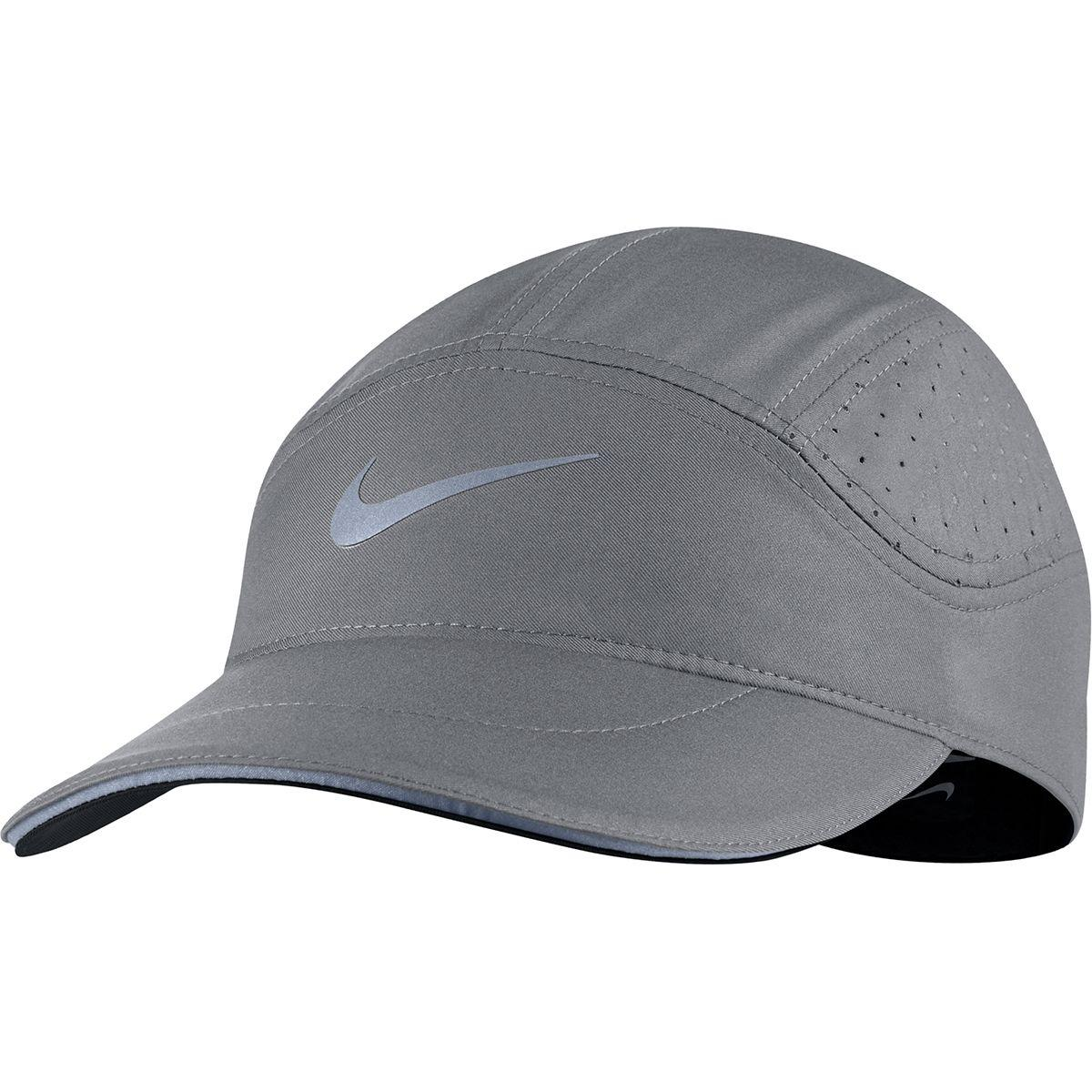 Lyst - Nike Aerobill Elite Running Hat in Gray for Men 0e9db1fcb0a