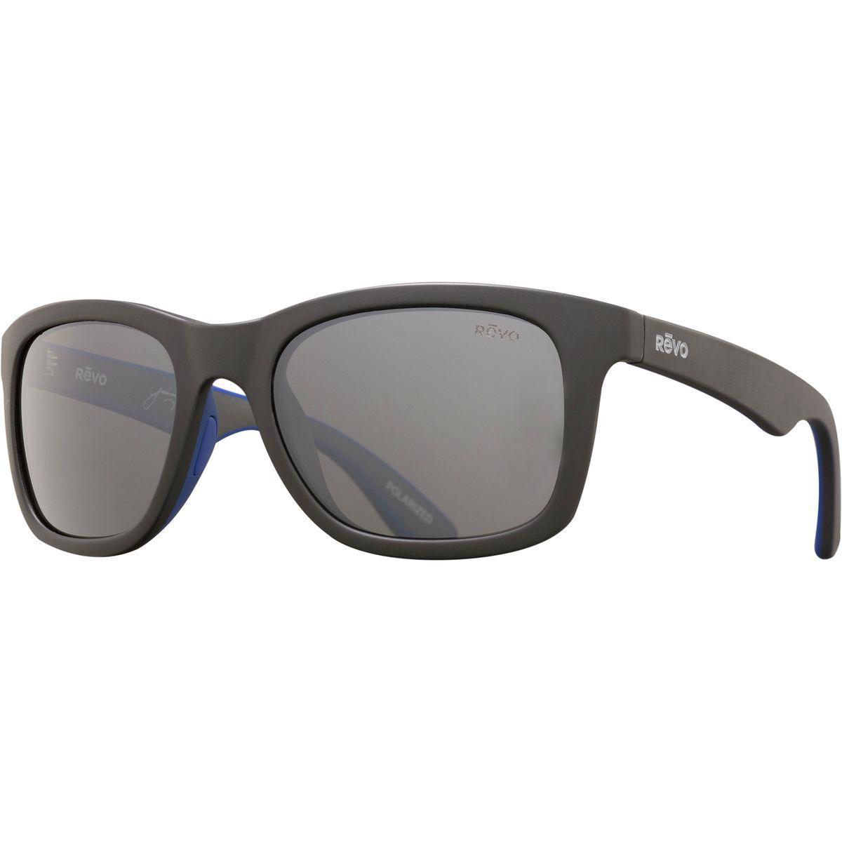 d3c9f4fadb Lyst - Revo Huddie Sunglasses - Polarized in Black