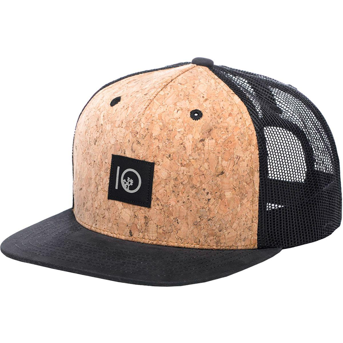 first rate 91f23 1f31e discount lyst tentree natures playground trucker hat for men 7b429 61216