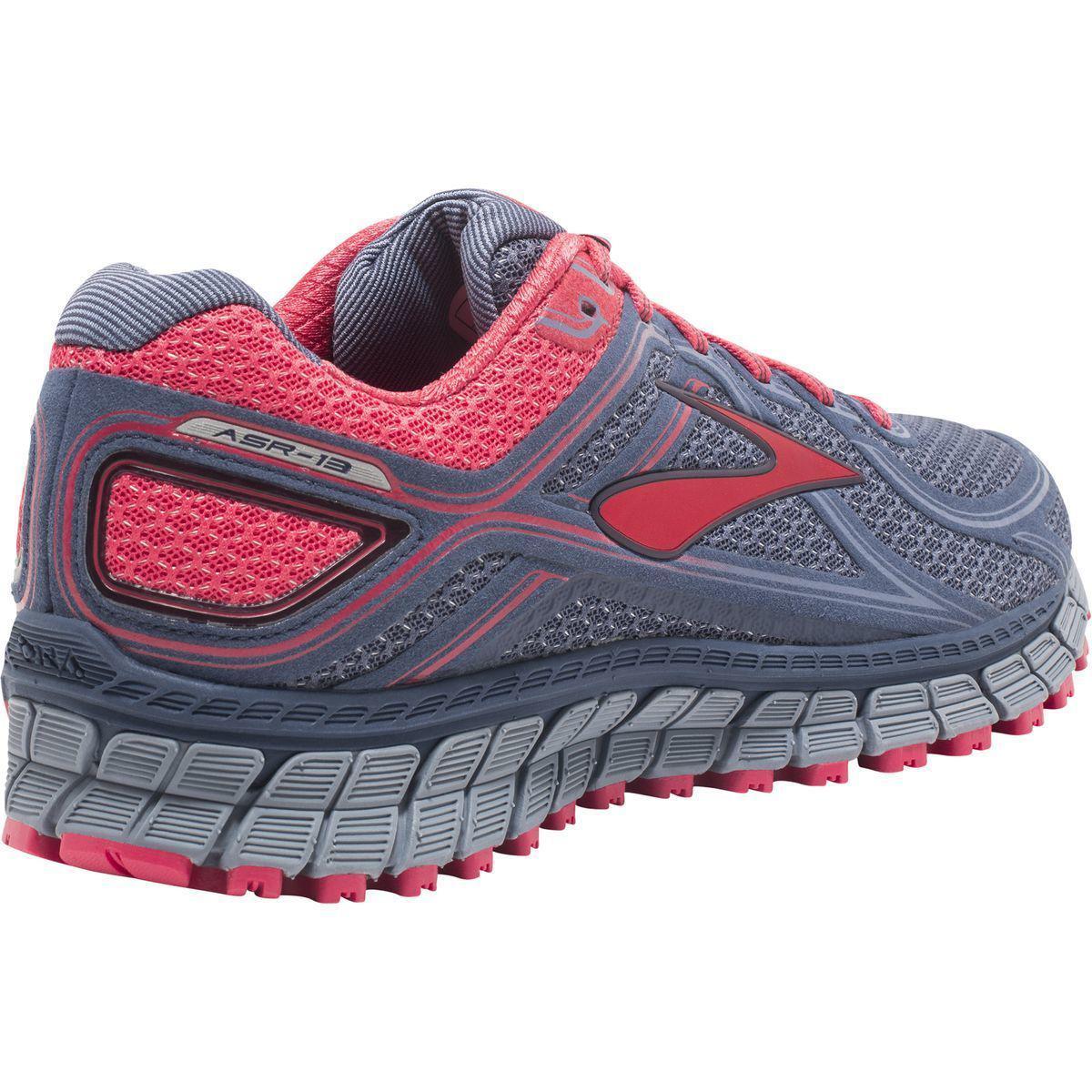 3d7b994d95af3 Lyst - Brooks Adrenaline Asr 13 Trail Running Shoe in Blue