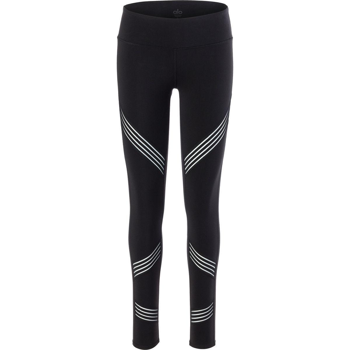 007cff1fa79fe Lyst - Alo Yoga Multi Legging in Black