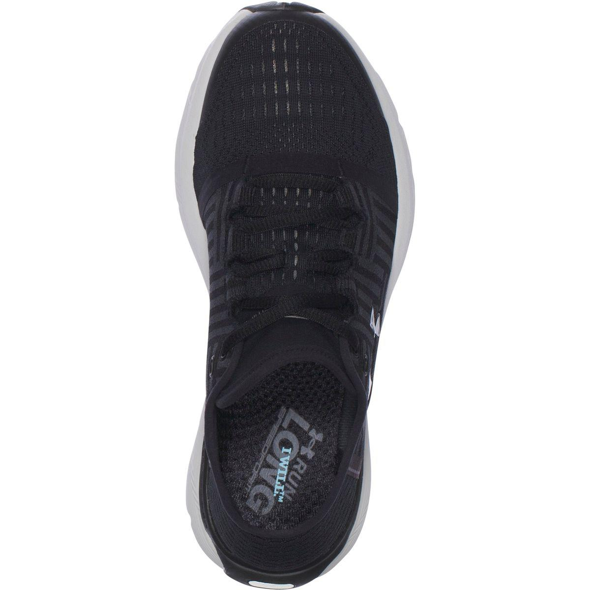 various colors 8ae23 bec9b Black Women's Ua Speedform® Gemini 3 Running Shoes