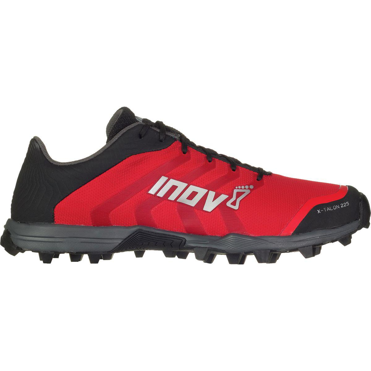 Lyst - Inov-8 X-talon 225 Trail Running Shoe in Red for Men 5673524433707