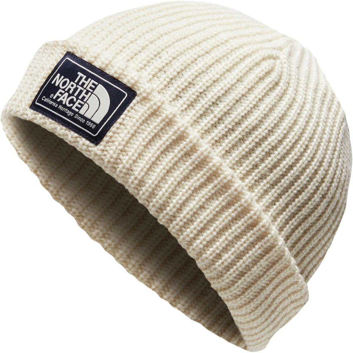 1e583fd9c9e Lyst - The North Face Salty Dog Beanie in Natural for Men