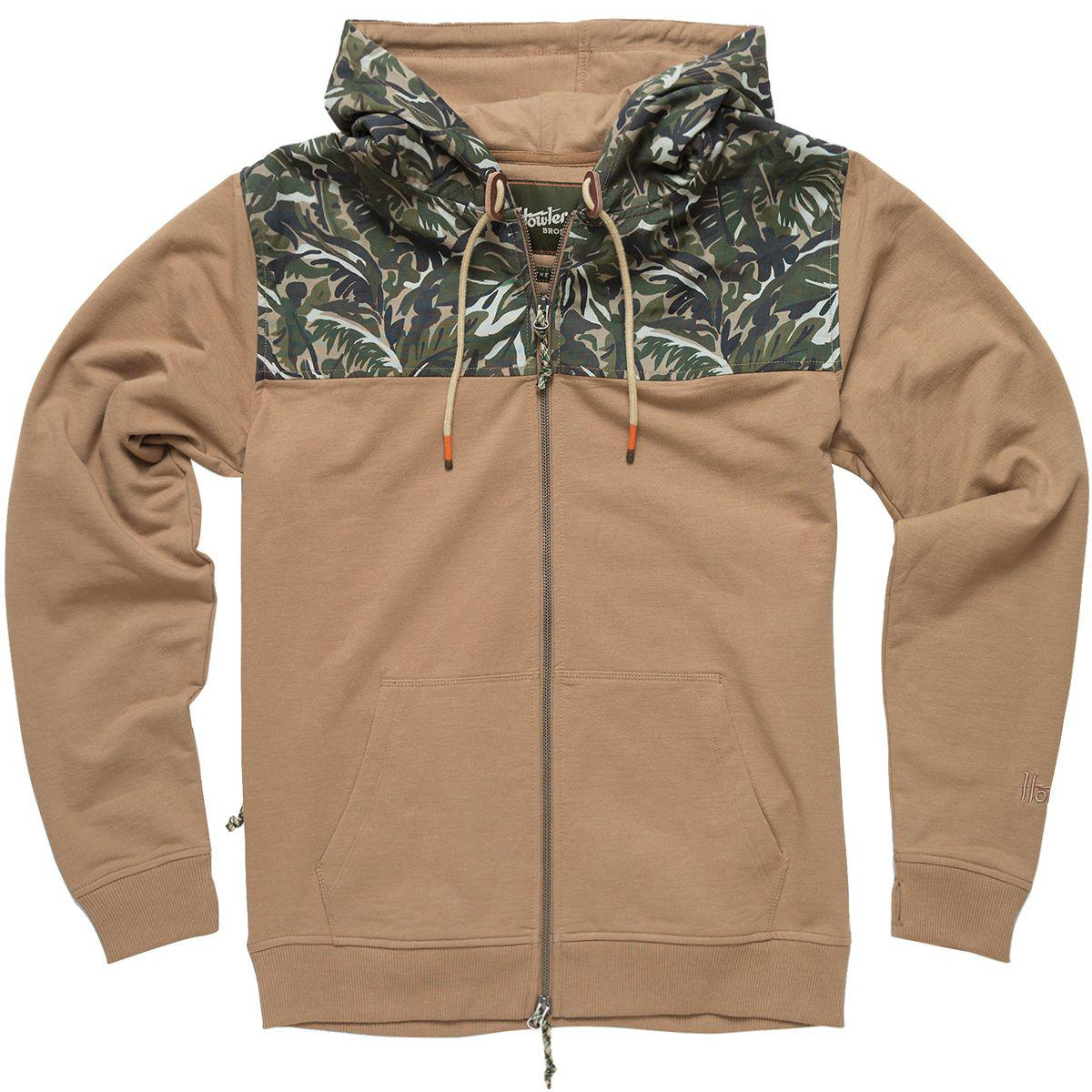 6d6658a3e08e Lyst - Howler Brothers Shaman Full-zip Hoodie in Green for Men