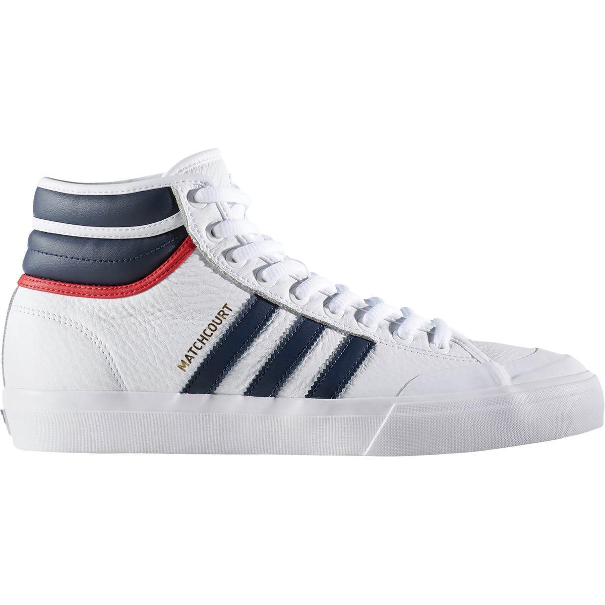4055452698b Lyst - adidas Matchcourt High Rx2 Top Ten Shoe in Blue for Men