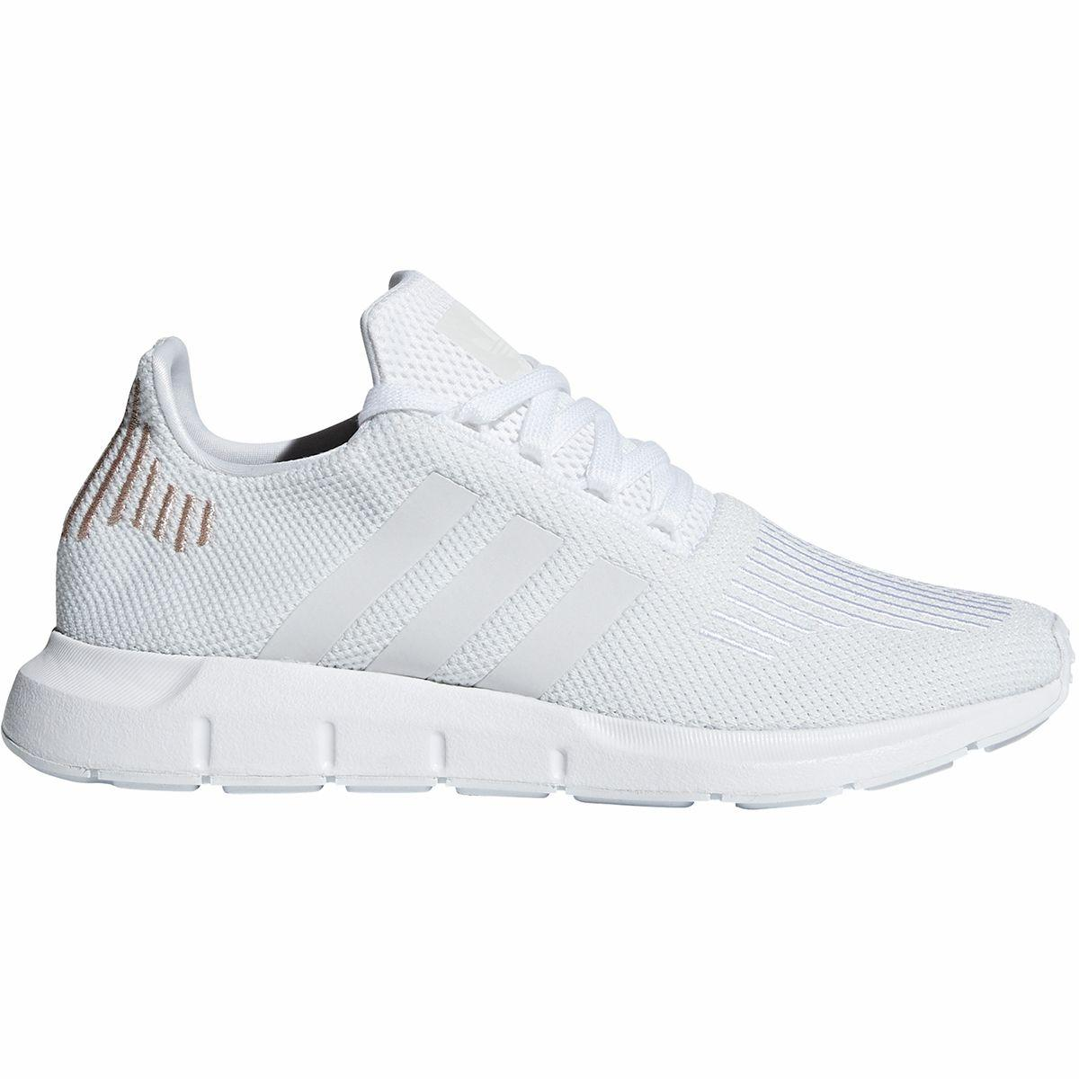 Adidas Synthetic Swift Run Sneaker In White Crystal White White White Save 35 Lyst