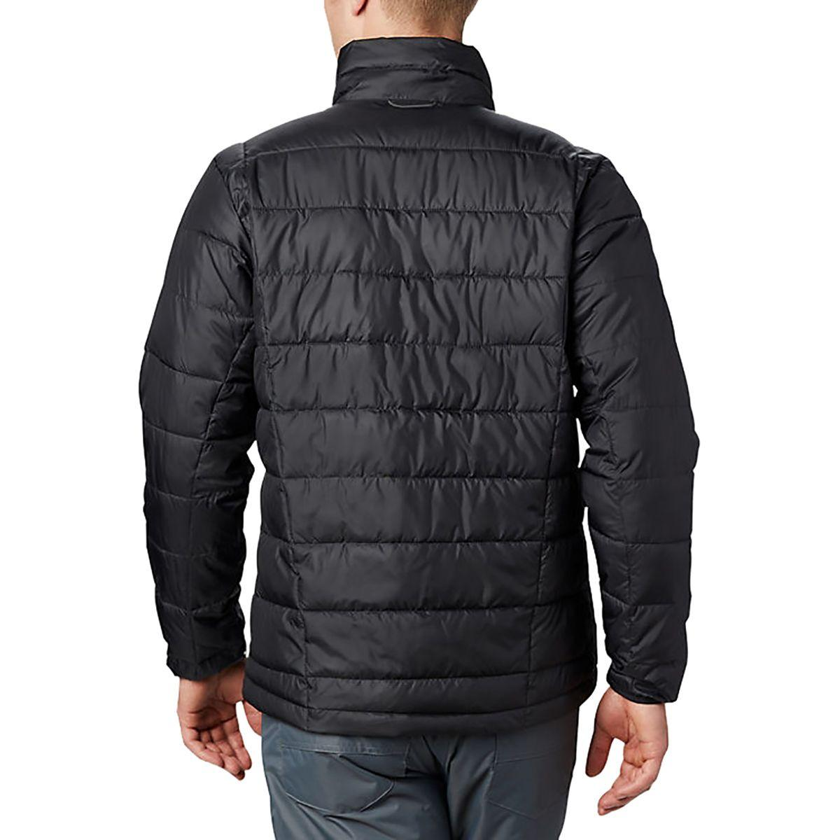 Columbia Whirlibird Iv Interchange Jacket in Black for Men ...