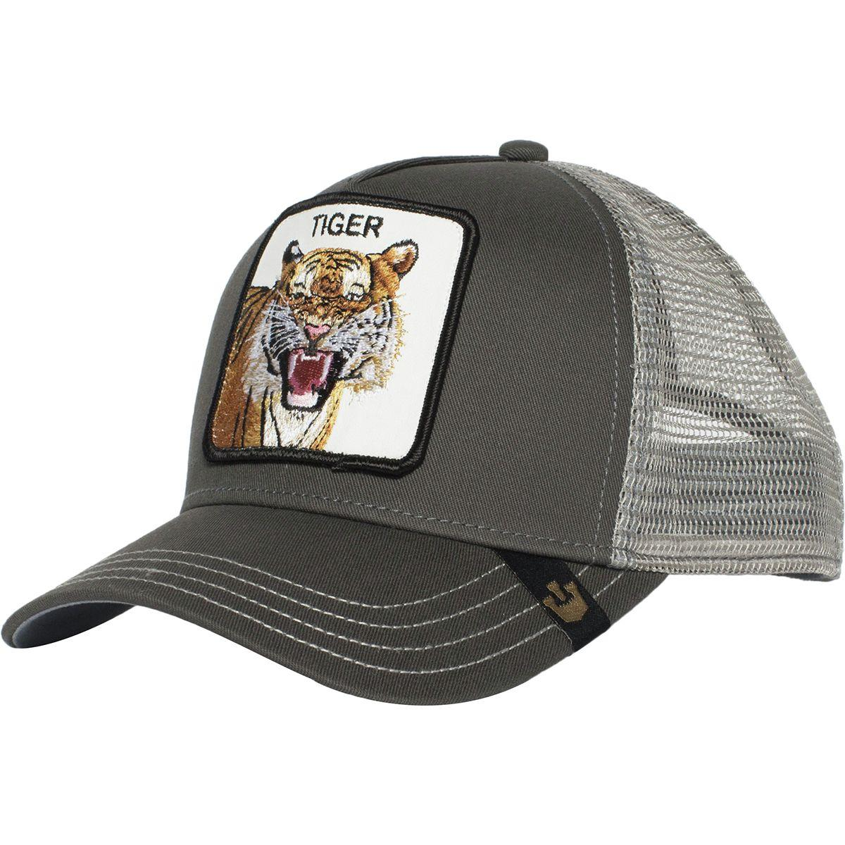 bf7ca9957e368 Goorin Bros Animal Farm Trucker Hat in Gray for Men - Save 17% - Lyst