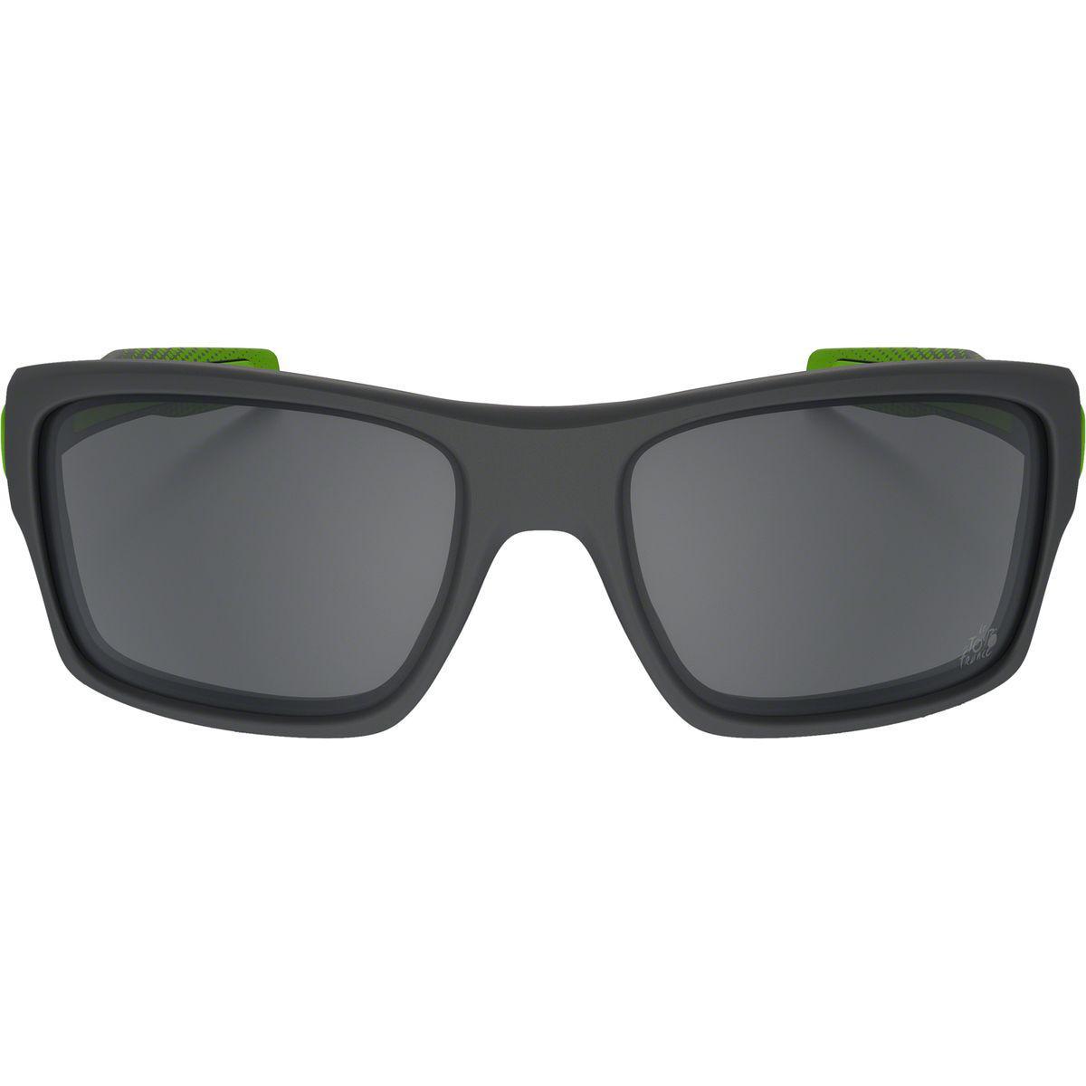8bba6a13ef Lyst - Oakley Tdf Turbine Sunglasses - Polarized in Gray for Men