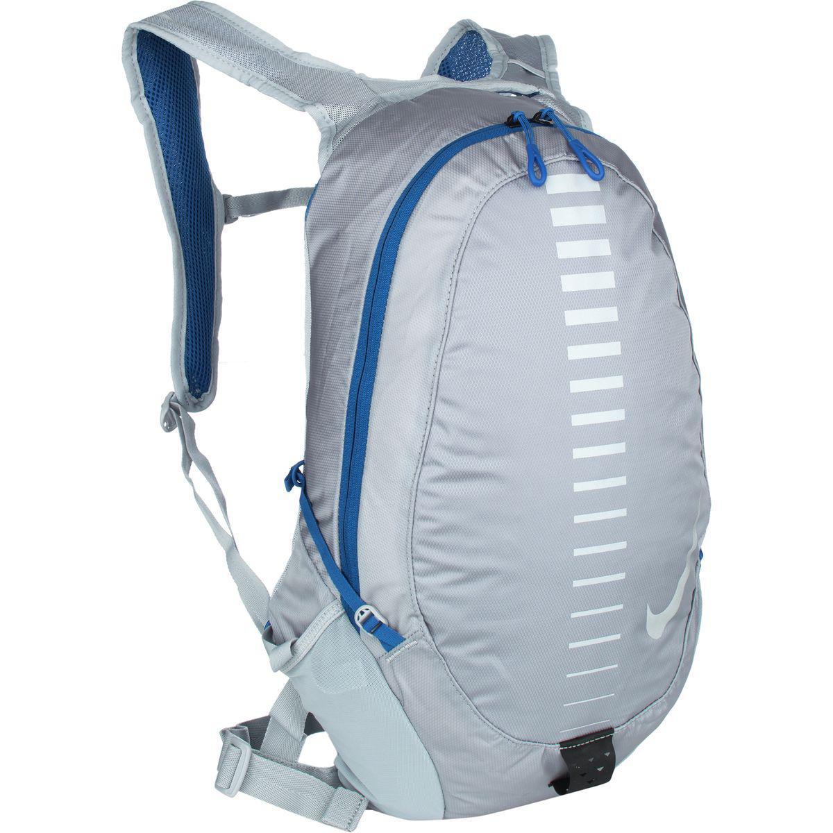 da2112bbca04 Lyst - Nike Commuter Running Backpack in Blue for Men