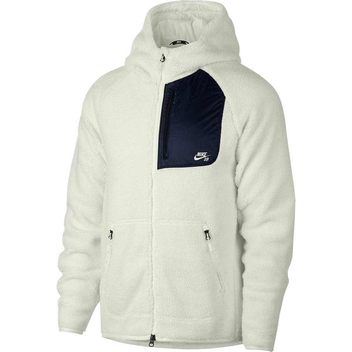san francisco newest buy cheap Sb Everett Sherpa Full-zip Hoodie