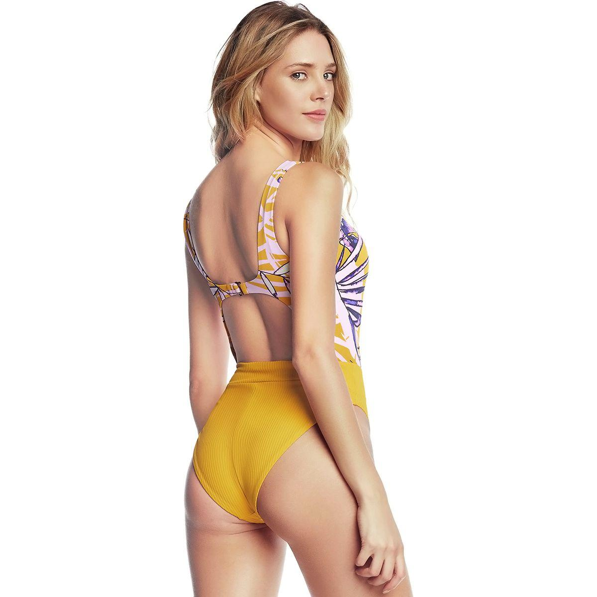 b871d0dea4d Maaji - Multicolor Maracuja Sherbet High Rise One Piece Swim Suit - Lyst.  View fullscreen