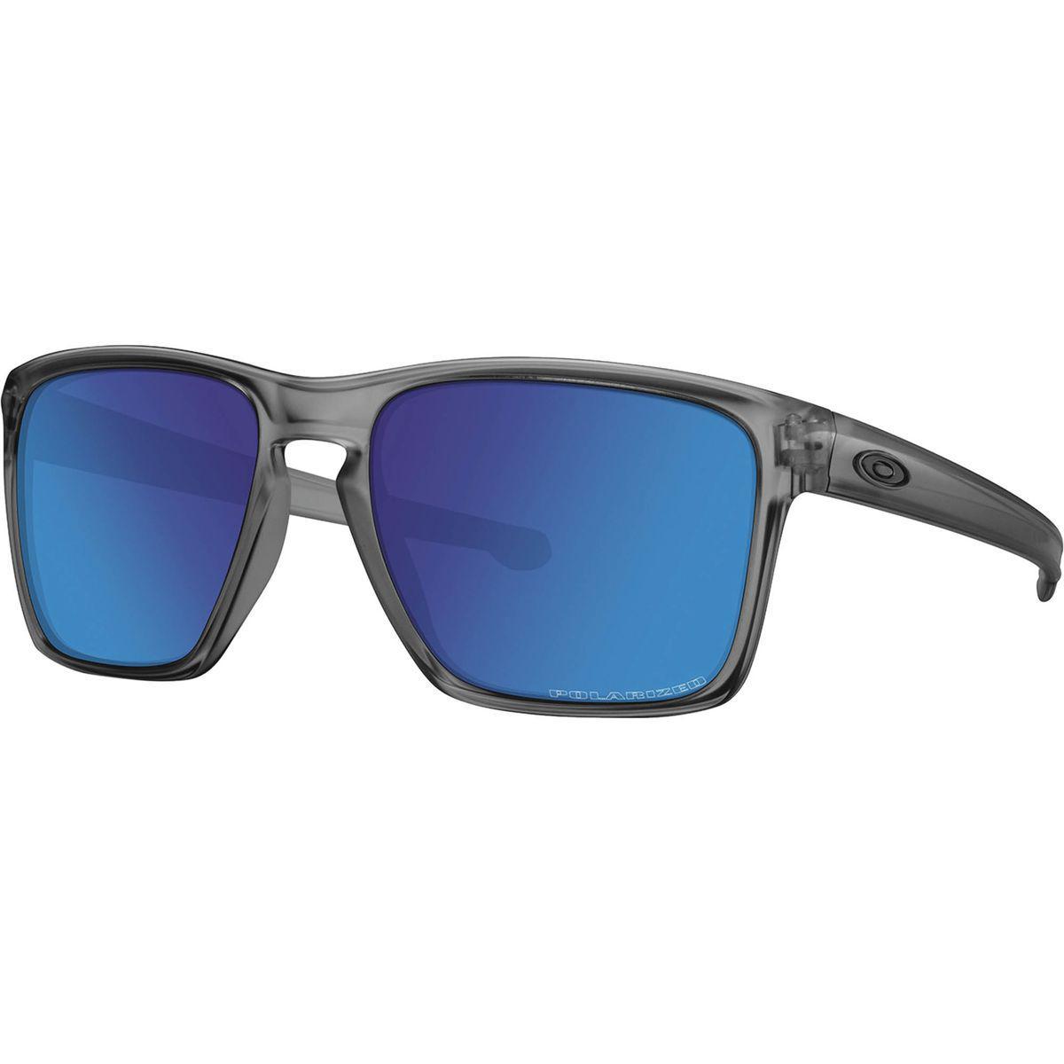 0b9d010ede9d5 Lyst - Oakley Sliver Xl Sunglasses - Polarized in Blue for Men