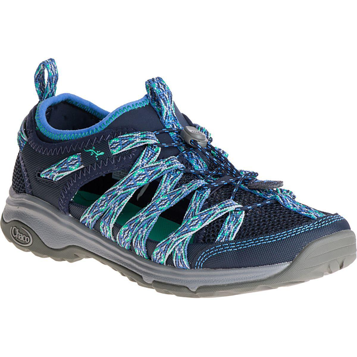 ec4228a9f111 Lyst - Chaco Outcross Evo 1 Water Shoe in Blue