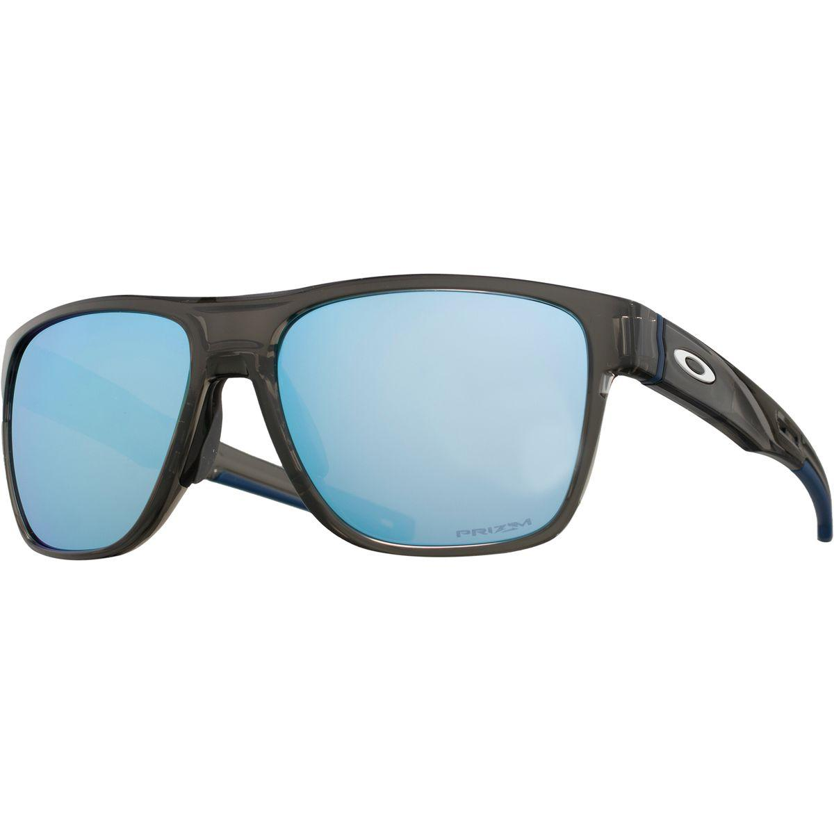 bba202e01a Lyst - Oakley Crossrange Xl Prizm Sunglasses - Polarized in Blue for Men