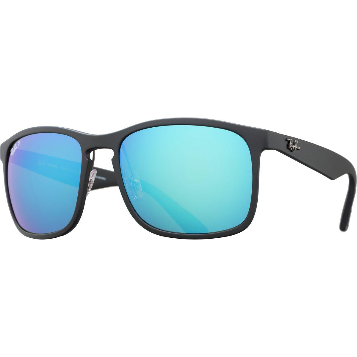 6630776f0c7 Lyst - Ray-Ban Rb4264 Chromance Sunglasses - Polarized in Blue for Men
