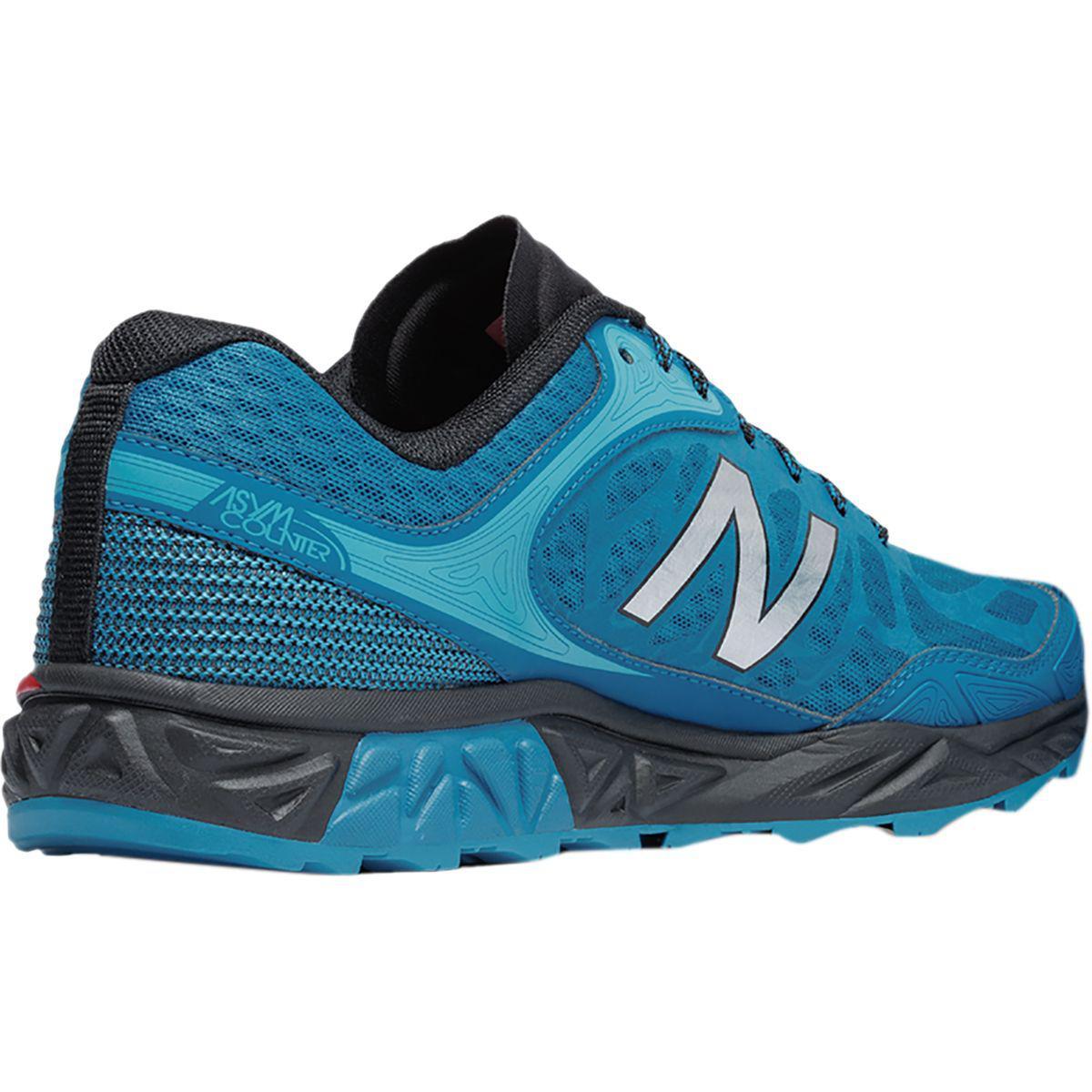 New Balance Leadville V3 in Blue/Black (Blue) for Men - Lyst