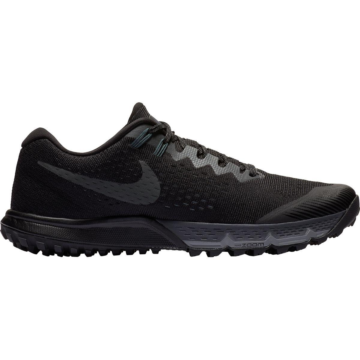 f10b8b52492b Lyst - Nike Air Zoom Terra Kiger 4 Trail Running Shoe in Black for Men