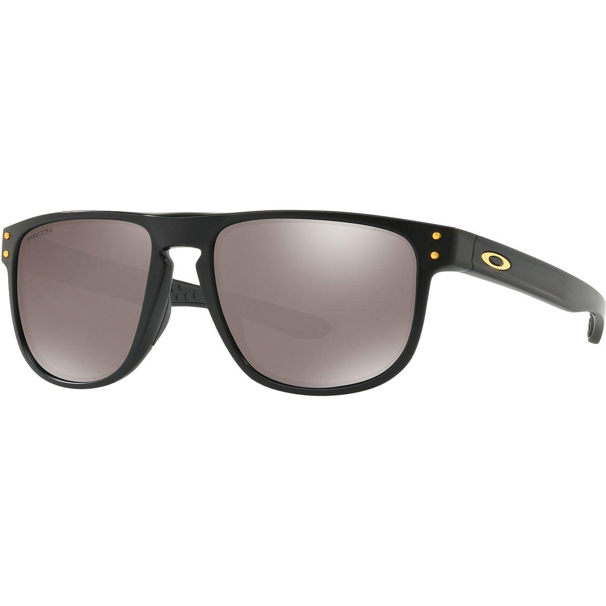af2eb5057df Lyst - Oakley Holbrook R Prizm Polarized Sunglasses in Black for Men