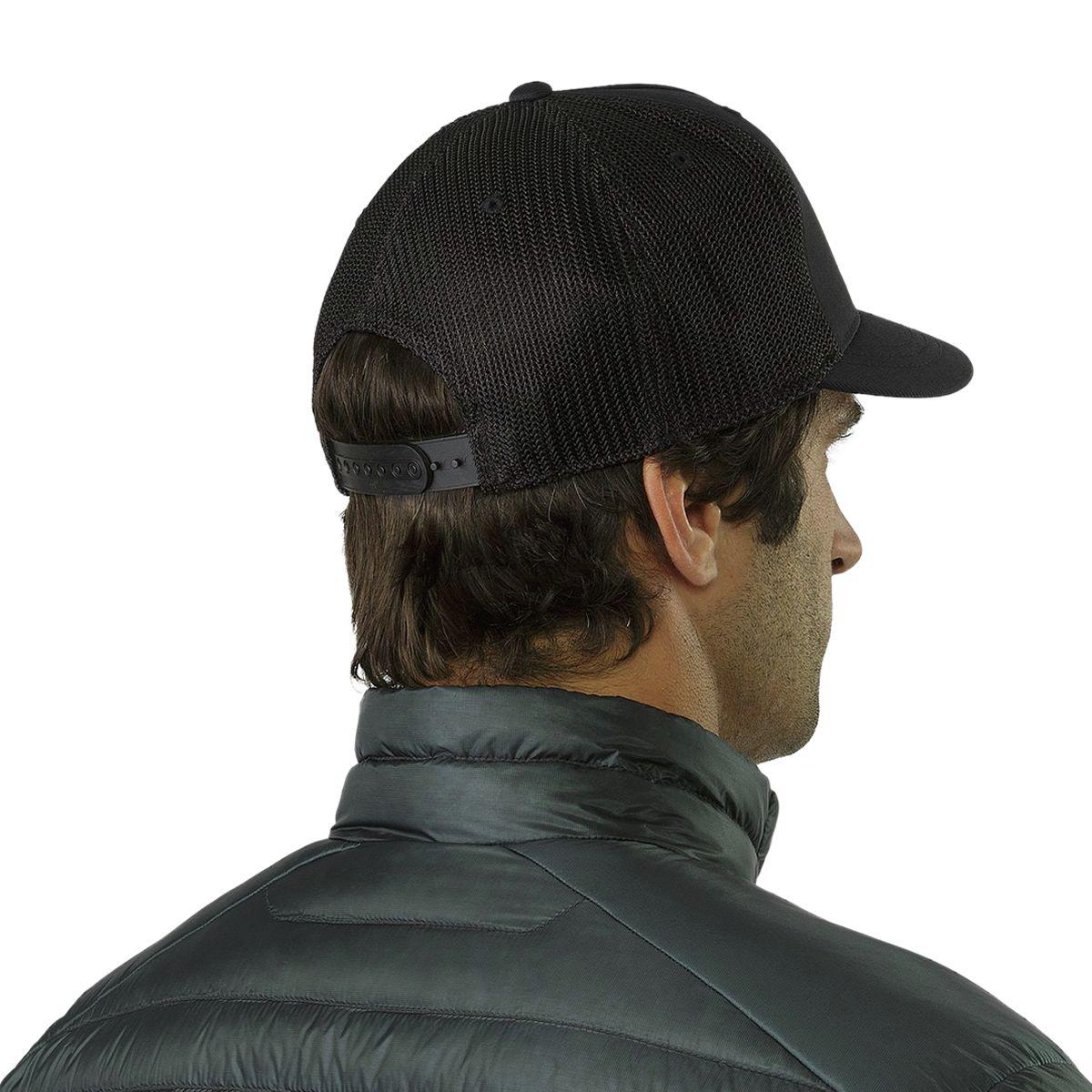 cd784ccd36c Lyst - Arc teryx Short Brim Trucker Hat in Black for Men