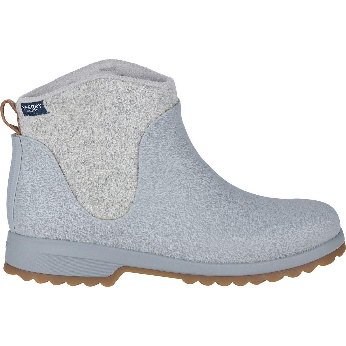 bbf025f8933a Lyst - Sperry Top-Sider Maritime Gale (grey) Women s Boots in Gray ...