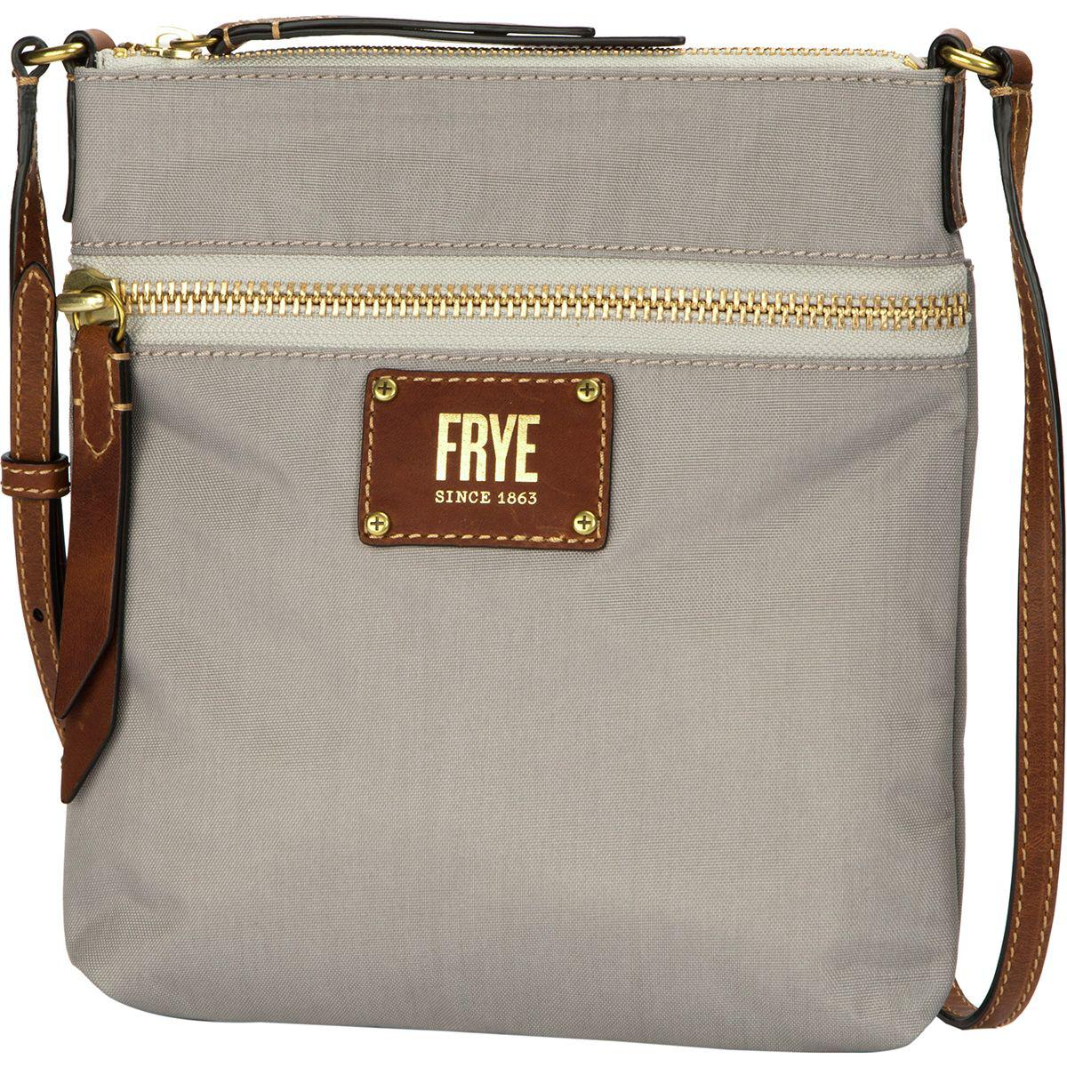 b5b689b0468d Lyst - Frye Ivy Crossbody Purse in Gray - Save 26.050420168067234%