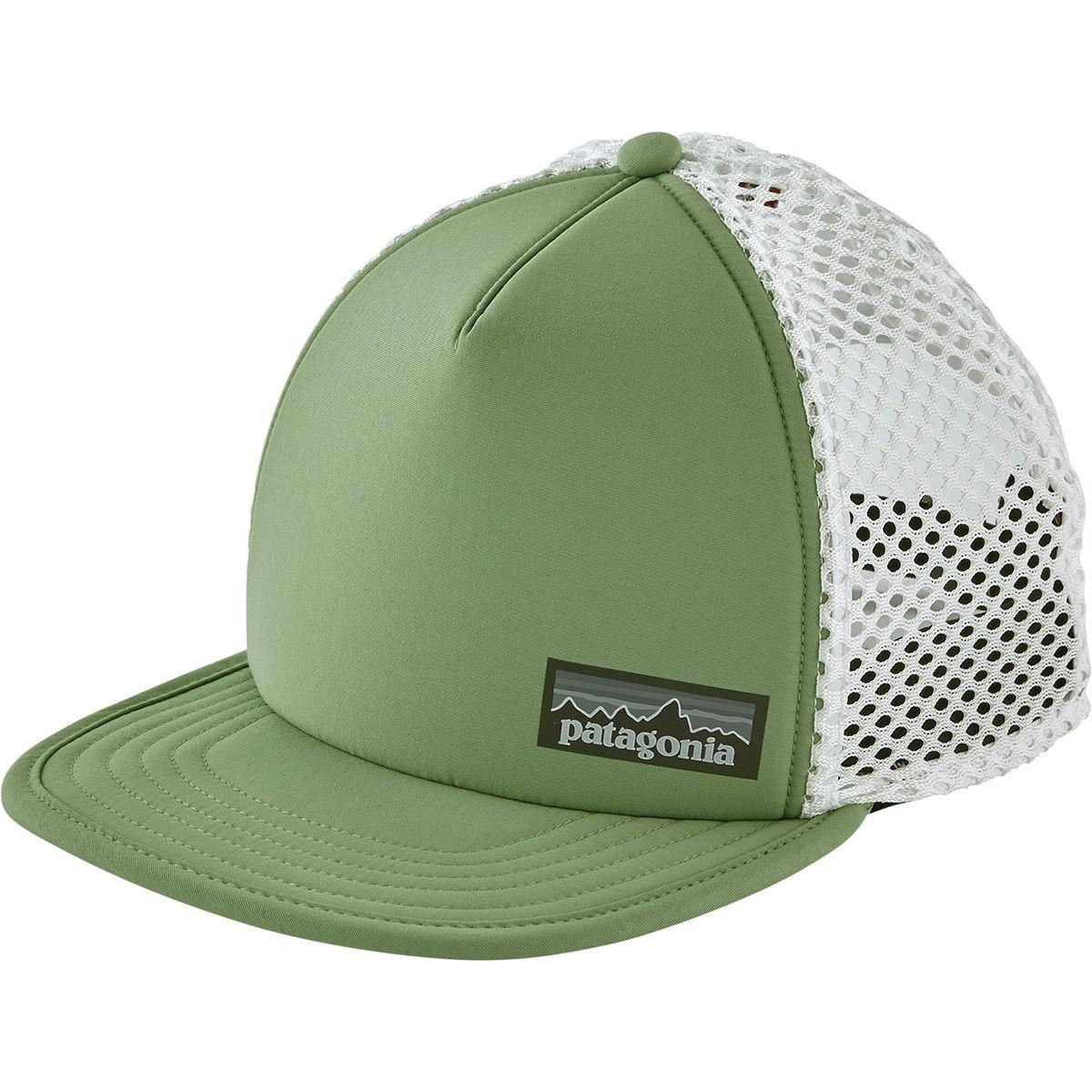 e2c74c4141a03 Lyst - Patagonia Duckbill Trucker Hat in Green for Men