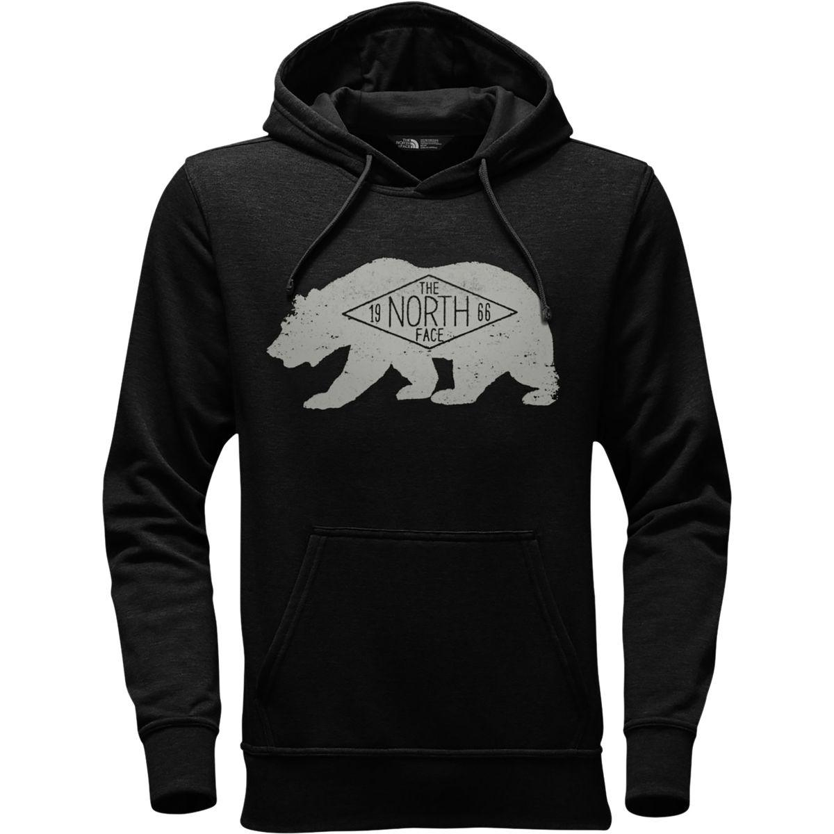 aa05cf99f The North Face Black Bearitage Pullover Hoodie for men