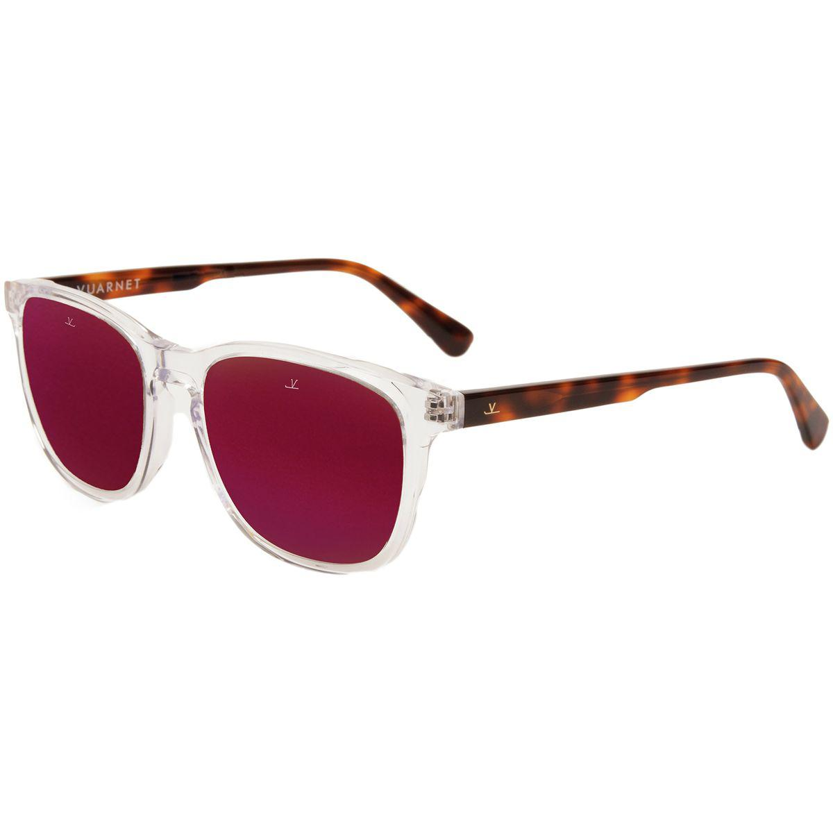 a5a34956714 Vuarnet - Multicolor Square District Vl 1618 Sunglasses for Men - Lyst.  View fullscreen