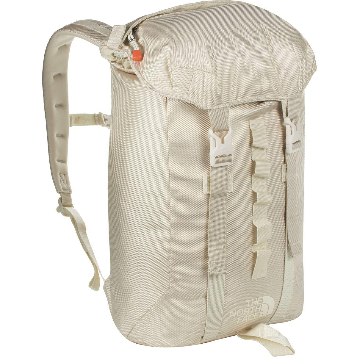 f5c478550 The North Face White Lineage Ruck 23l Backpack for men