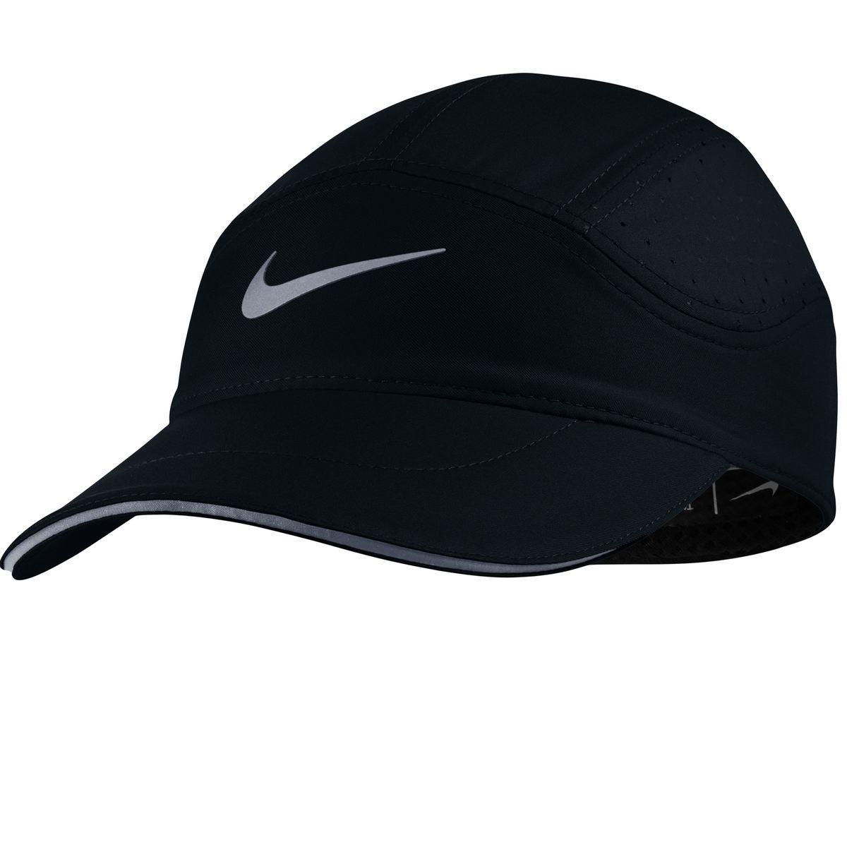 Lyst - Nike Aerobill Elite Running Hat in Black 376059ae36f9