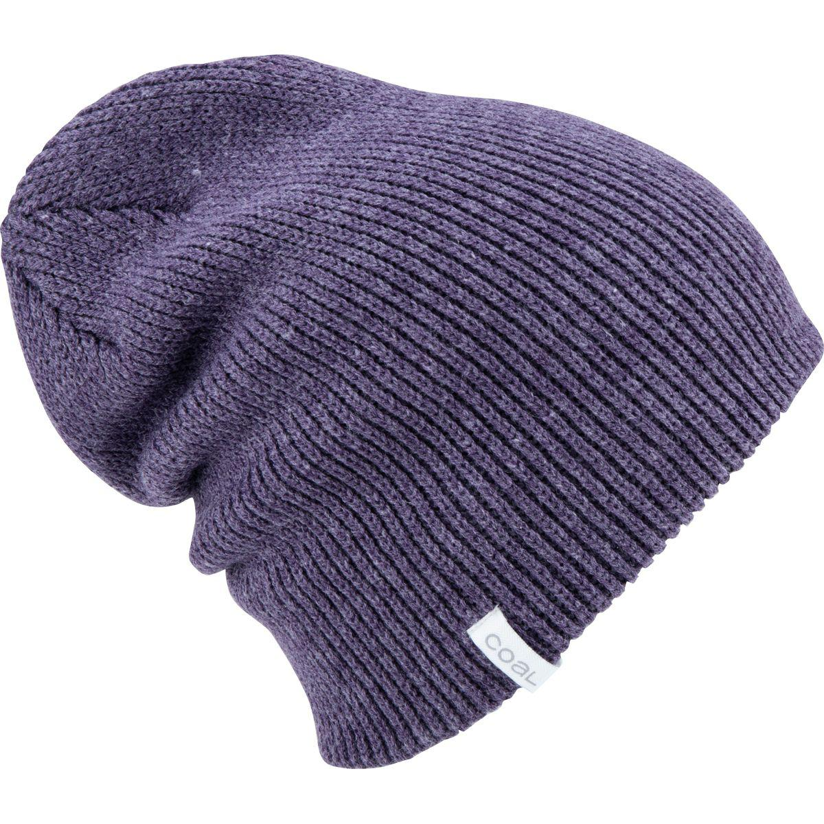 bf77bd896cb34 Lyst - Coal Frena Solid Beanie in Purple for Men