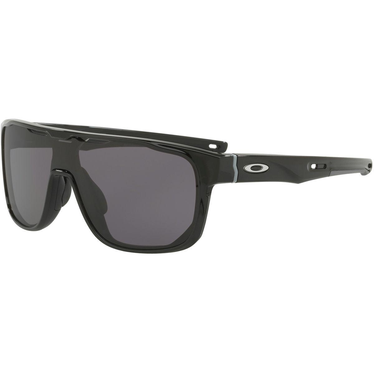 Oakley Crossrange Shield Black Polished Sonnenbrille Schwarz pTtEO