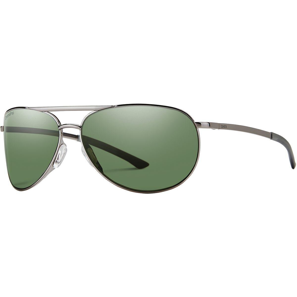103089fb5ad11 Smith - Green Serpico 2 Polarized Sunglasses for Men - Lyst. View fullscreen