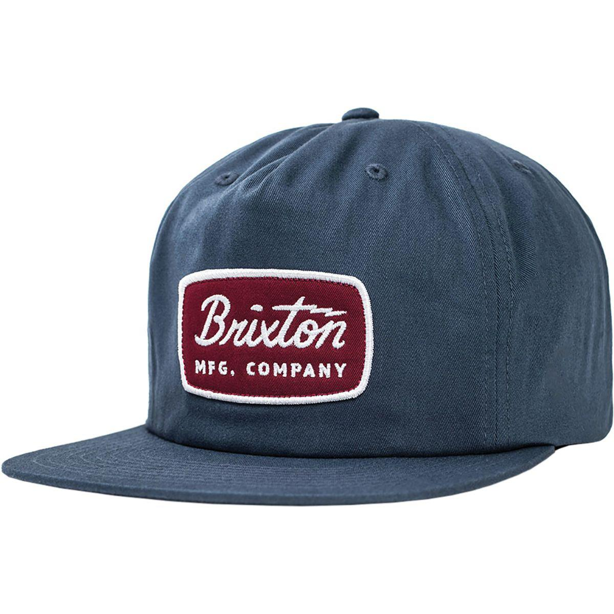 69200495719 Lyst - Brixton Jolt Hp Snapback Hat in Blue for Men