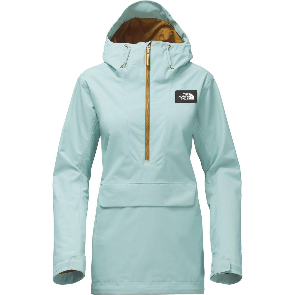 305d63d03 The North Face Blue Tanager Anorak Hooded Jacket
