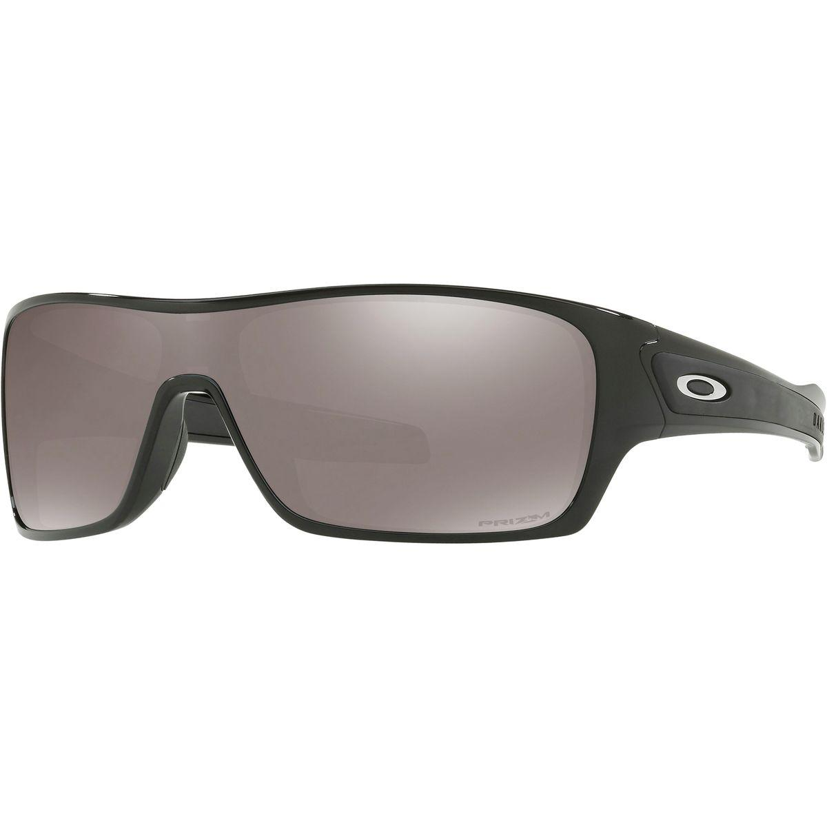 e0b8c9d8419 Lyst - Oakley Turbine Rotor Prizm Sunglasses in Black for Men