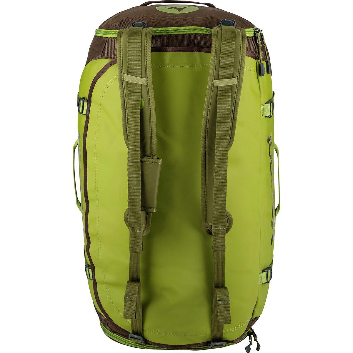 444fee8c14a Lyst - Marmot Long Hauler Large 75l Duffel Bag in Green for Men ...