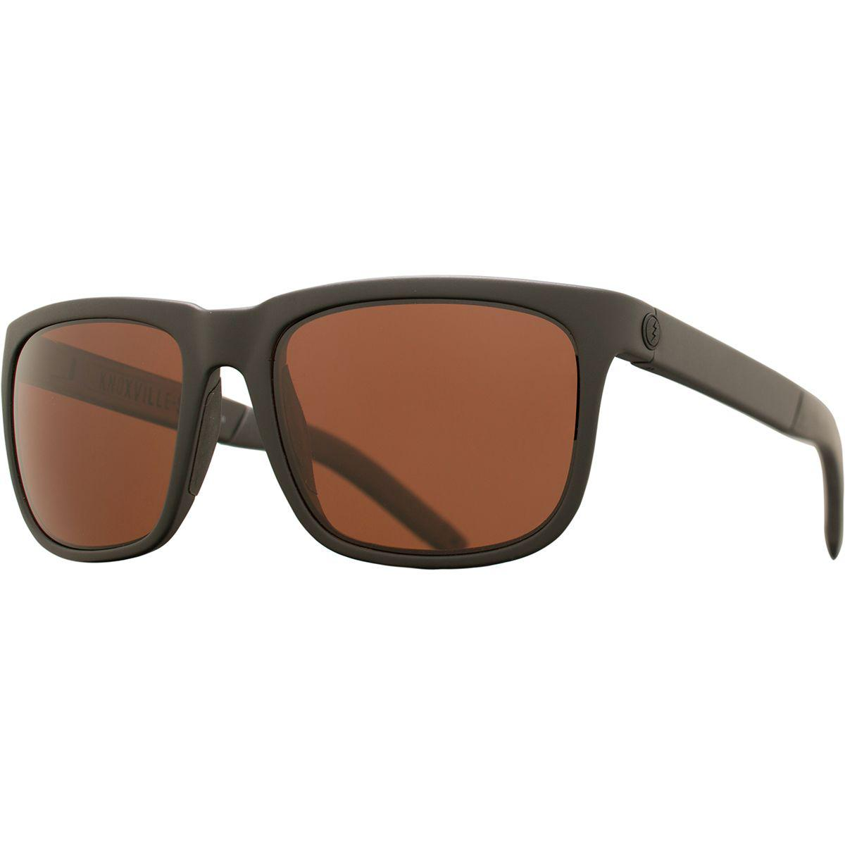 89e7a01904a Lyst - Electric Knoxville S Polarized Sunglasses in Brown for Men