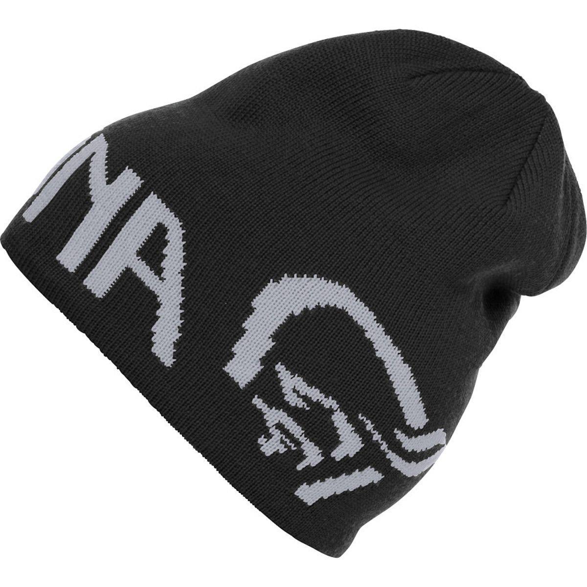 e37af3aea Norrona Black /29 Logo Beanie for men
